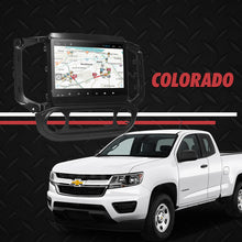 "Load image into Gallery viewer, Growl for Chevrolet All New Colorado 2018-2020 LTZ/LTX Android Head Unit 9"" FULL TAB"
