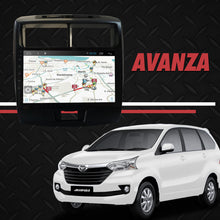 "Load image into Gallery viewer, Growl for Toyota Avanza 2017-2018 All Variants Android Head Unit 9"" Screen"