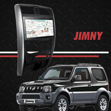 "Load image into Gallery viewer, Growl for Suzuki Jimny 2015-2018 All Variants Android Head Unit 9"" FULL TAB"