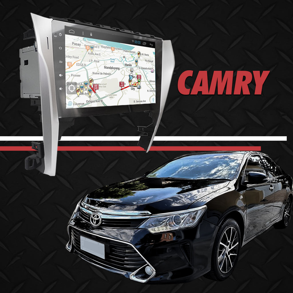 "Growl for Toyota Camry 2012- 2014 3.5 Android Head Unit 10"" Screen"