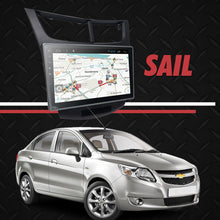 "Load image into Gallery viewer, Growl for Chevrolet SAIL 2016-2017 Low End Android Head Unit 9"" FULL TAB"