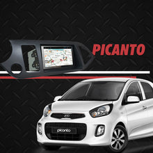 "Load image into Gallery viewer, Growl for Kia Picanto 2012-2016 All Variants Android Head Unit 7"" with panel"