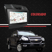 "Load image into Gallery viewer, Growl for Chevrolet Colorado 2014-2016 4x4 LTZ Android Head Unit 9"" FULL TAB"