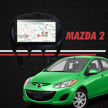 "Load image into Gallery viewer, Growl for Mazda 2 2013-2014 All Variants Android Head Unit 9"" Screen"