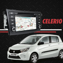 "Load image into Gallery viewer, Growl for Suzuki Celerio 2015-2020 All Variants Android Head Unit 8"" BUTTON TYPE"