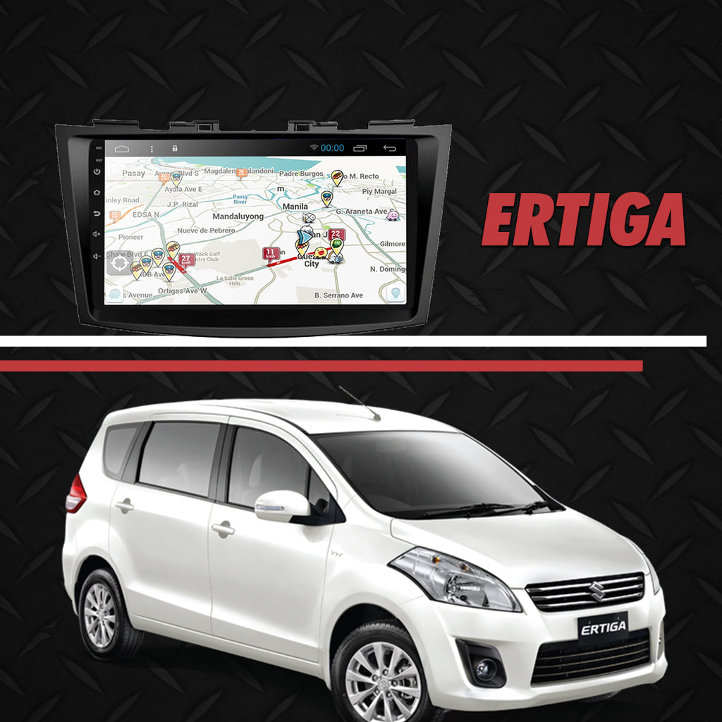 "Growl for Suzuki Old Ertiga 2014-2018 All Variants Android Head Unit 9"" FULL TAB"