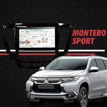 "Load image into Gallery viewer, Growl for Mitsubishi Montero 2016-2019 Manual Android Head Unit 9"" FULL TAB"
