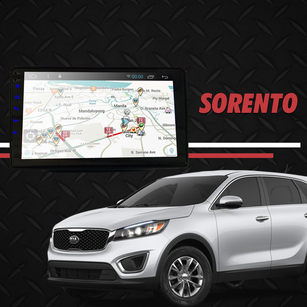 "Growl for Kia Sorento 2016-2020 All Variants Android Head Unit 9"" FULL TAB"