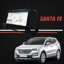 "Load image into Gallery viewer, Growl for Hyundai Santa Fe 2007 All Variants Android Head Unit 9"" Screen tab"