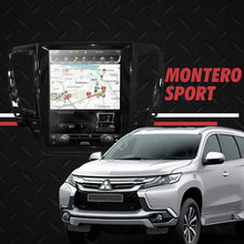 "Load image into Gallery viewer, Growl for Mitsubishi Montero 2016-2019 Variant GLS - GLX AT model Android Head Unit 12.1"" Vertical Screen"
