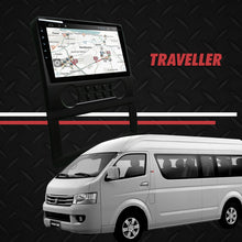 "Load image into Gallery viewer, Growl for Foton Traveller 2014-2020 Android Head Unit 9"" FULL TAB"