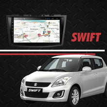 "Load image into Gallery viewer, Growl for Suzuki Swift 2014-2018 All Variants Android Head Unit 9"" full tab"