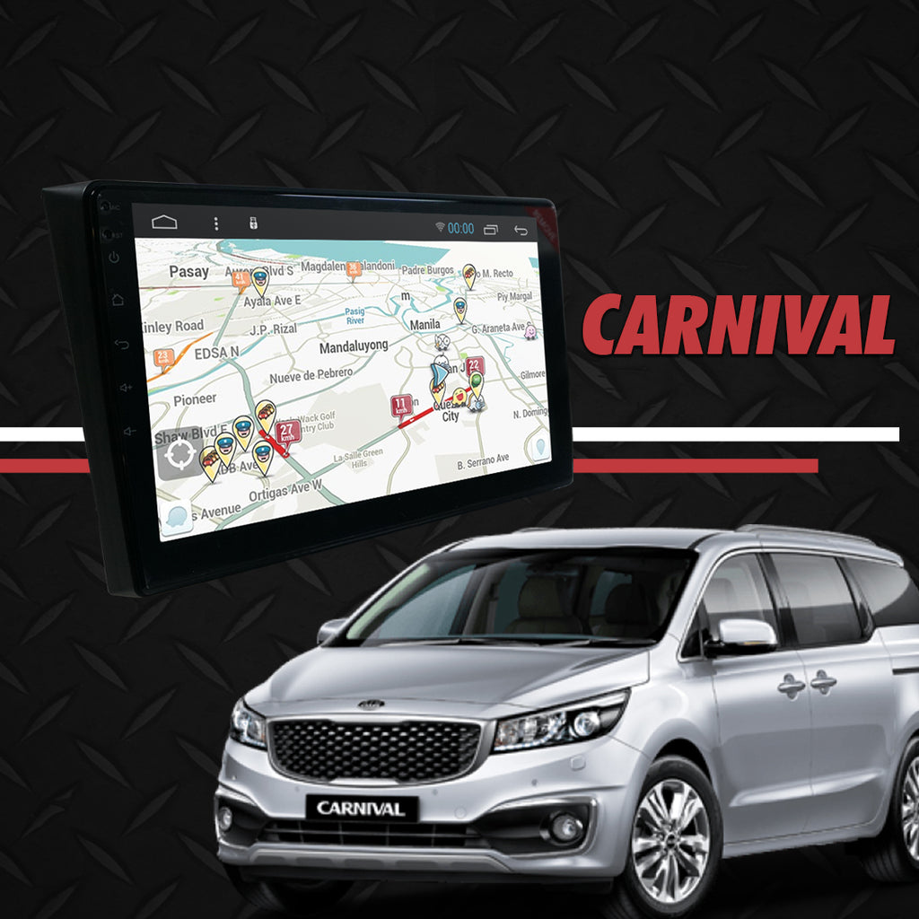 "Growl for Kia Carnival 2015-2017 All Variants Android Head Unit 9"" FULL TAB"