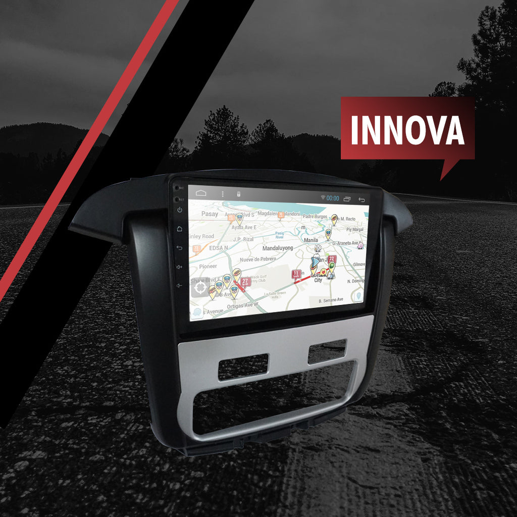 "Growl for Toyota Innova 2005- 2008 All Variants Android Head Unit 9"" Screen"