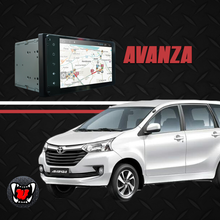 "Load image into Gallery viewer, Growl for Toyota Avanza 2019-2020 Manual Android Head Unit 7"" Screen"