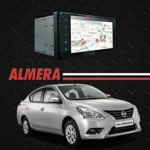 "Load image into Gallery viewer, Growl for Nissan Almera 2013-2020 All Variants Android Head Unit 7"" 2din Universal Screen"