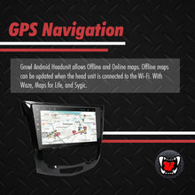 "Load image into Gallery viewer, Growl for Nissan Xtrail 2014-2020 All Variants Android Head Unit 9"" FULL TAB"