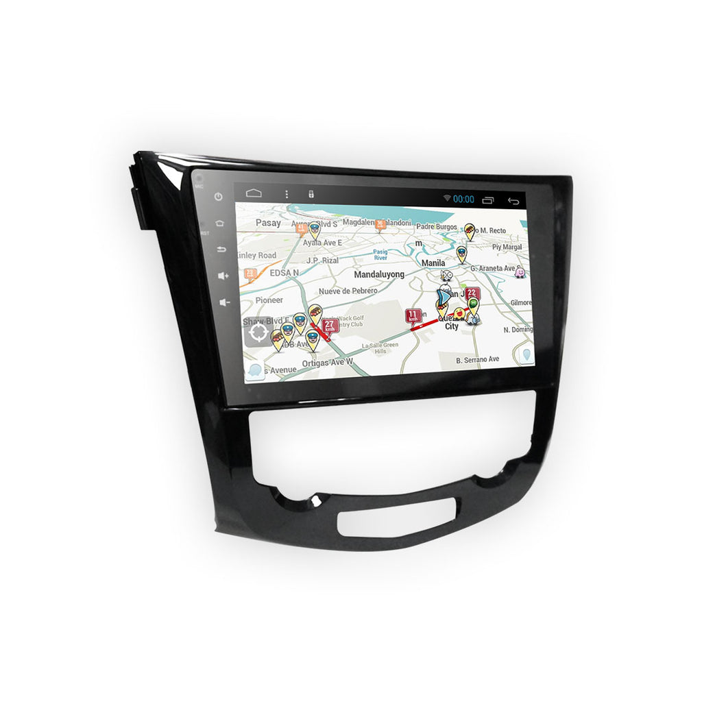 "Growl for Nissan Xtrail 2014-2020 All Variants Android Head Unit 9"" FULL TAB"