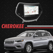 Load image into Gallery viewer, Growl for Jeep Cherokee 2016 All Variants Android Head Unit 9""
