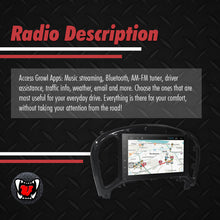 "Load image into Gallery viewer, Growl for Nissan Juke 2011-2020 All Variants Android Head Unit 9"" Screen"