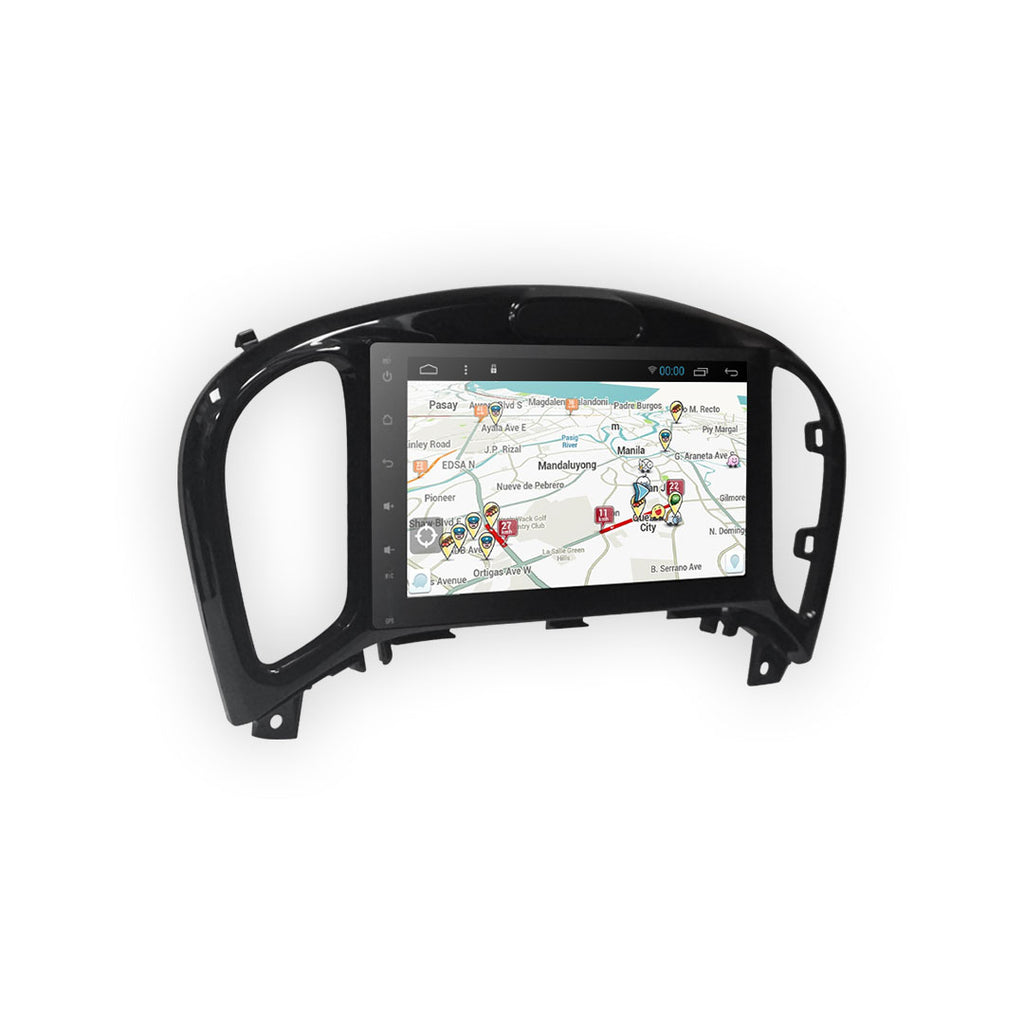 "Growl for Nissan Juke 2011-2020 All Variants Android Head Unit 9"" Screen"