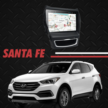 "Load image into Gallery viewer, Growl for Hyundai Santa Fe 2014-2018 All Variants Android Head Unit 9"" Screen"