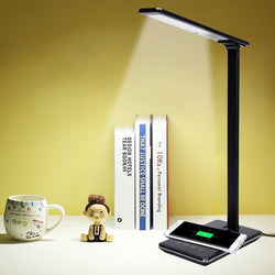 LED Wireless Charging Lamp