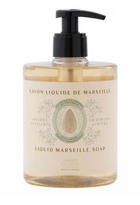 SOOTHING ALMOND LIQUID MARSEILLE SOAP