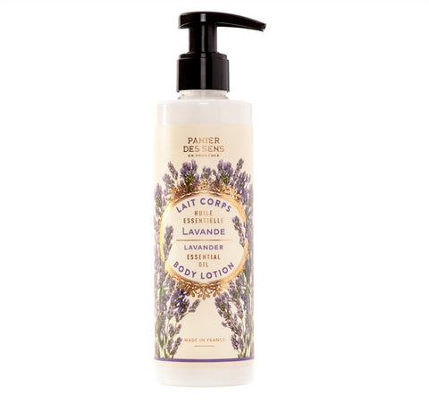 RELAXING LAVENDER BODY LOTION