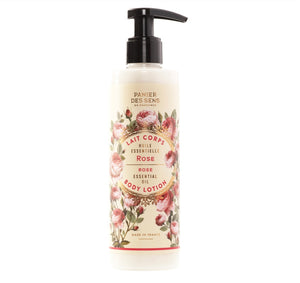 REJUVENATING ROSE BODY LOTION