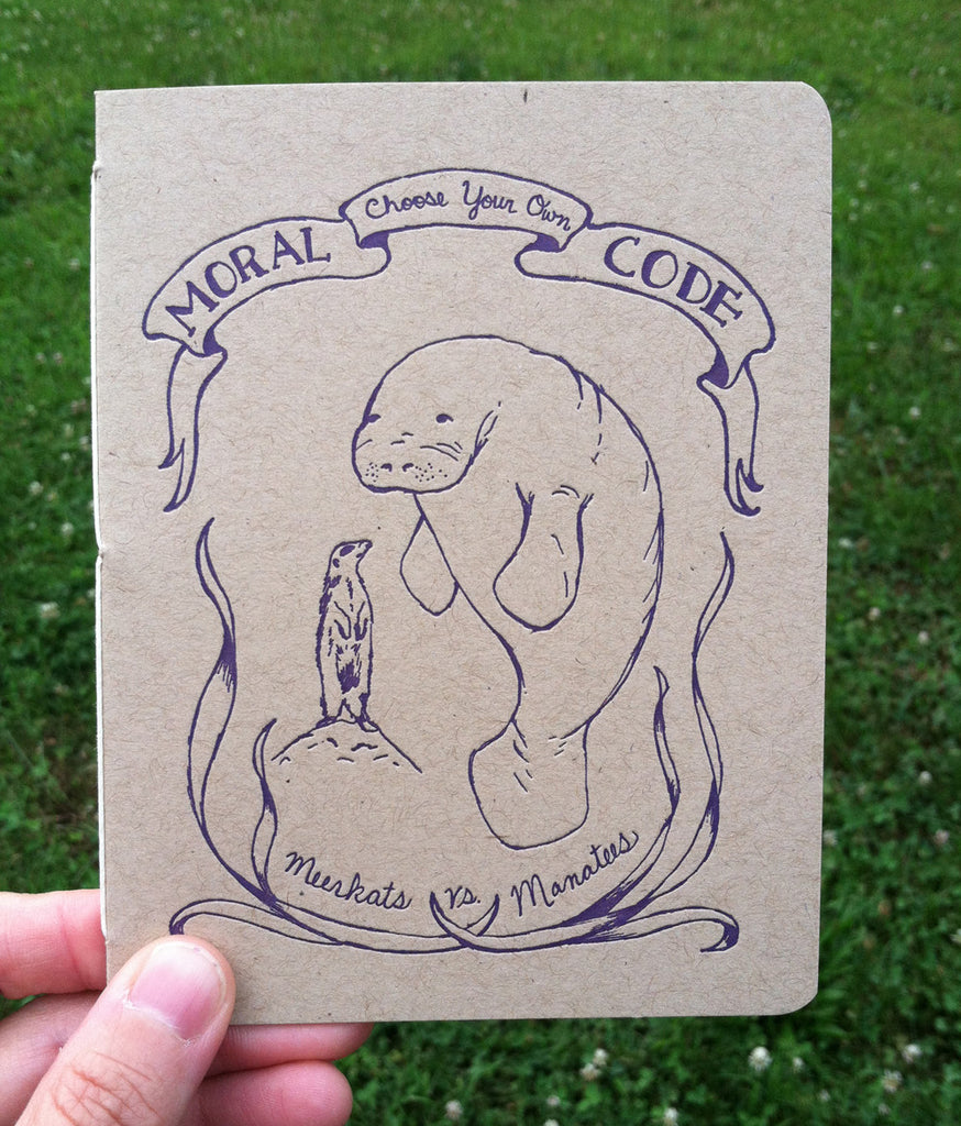 Choose Your Own Moral Code - Meerkats vs. Manatees
