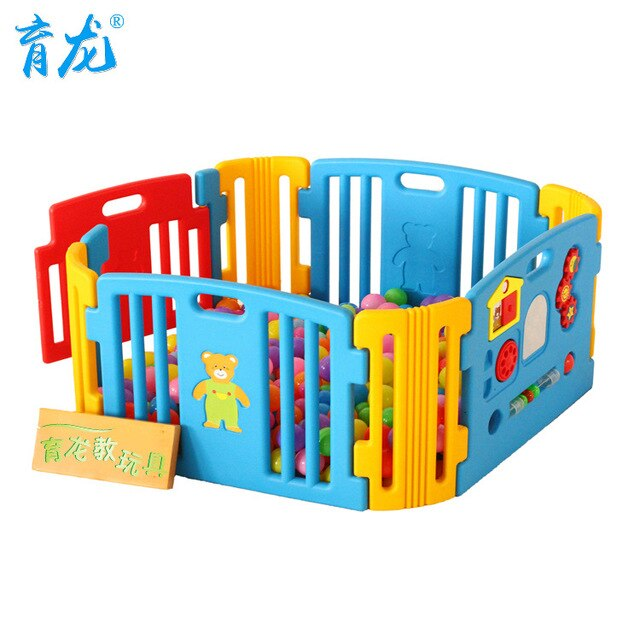 Game Toy Fence Child Toddler Crawl Pad Security Protection Fence Child Fence Baby Fence  Baby Play Yard