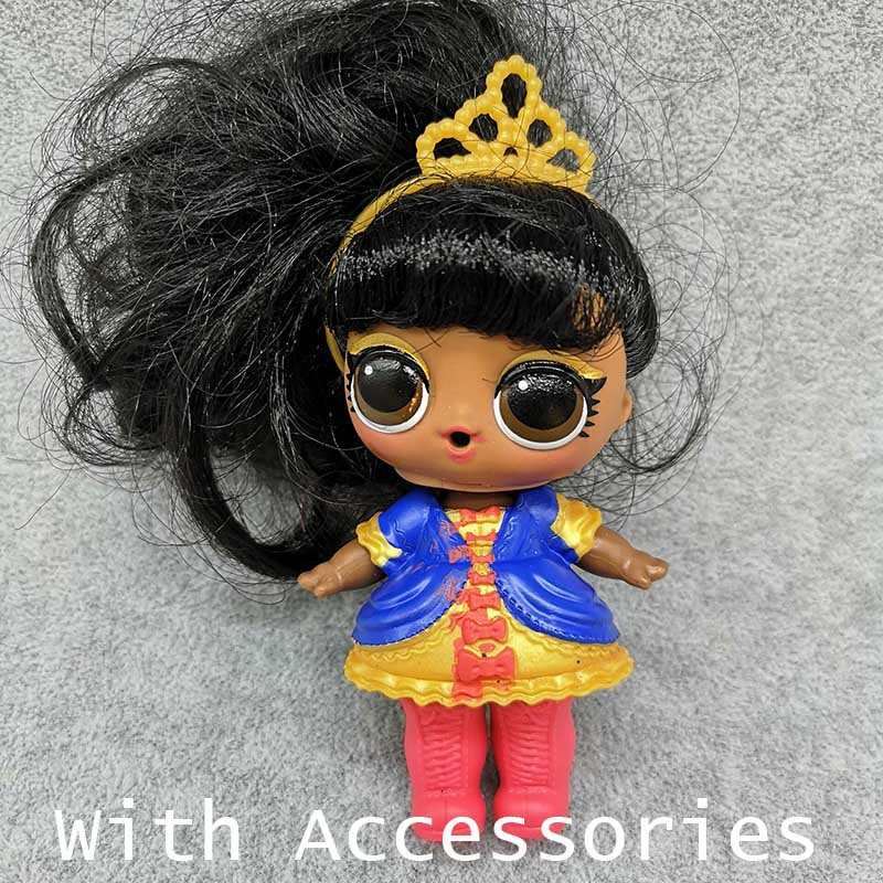 Genuine LOL surprise dolls Original lols dolls Hair dolls lol surprise dolls hairgoals dolls for girls birthday gifts