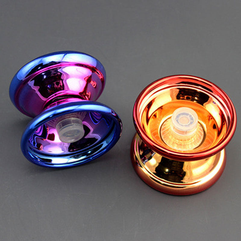 New Fashion  yoyo  Professional advanced Aluminum YOYO Classic Toys Gift For Kids Children