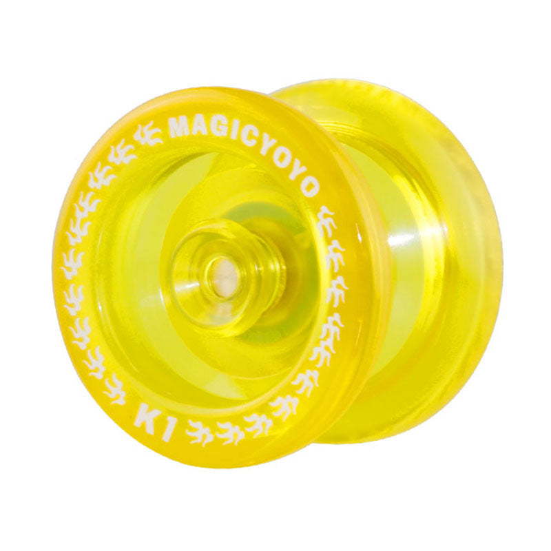 New Fashion Magic yoyo Spin ABS Professional Yoyo advanced Aluminum YO-YO Classic Toys Gift For Kids Children