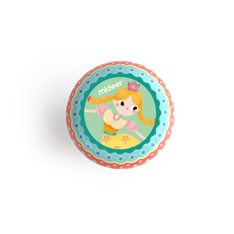 MiDeer Baby Classic Toys Yo-Yo 3Y+ Cartoon Balance Color Interest Cool Coordination Iron Boy&Girl Gifts