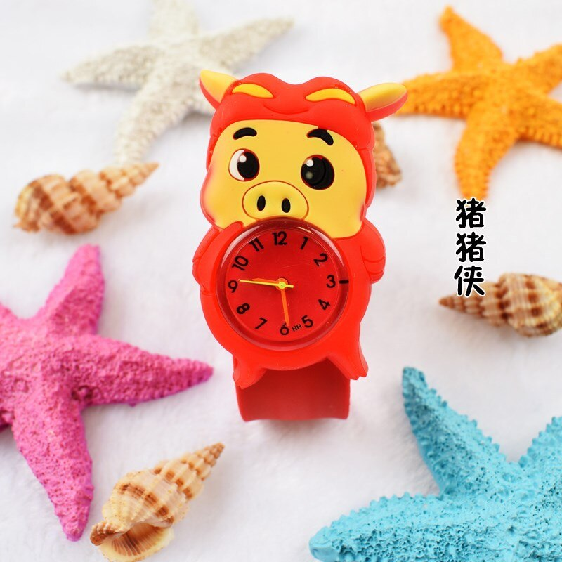 Baby Toys Gift Children Watch cartoon Spiderman clock kids Altman watches electronic toddler boy girl 1-6 years old child watch
