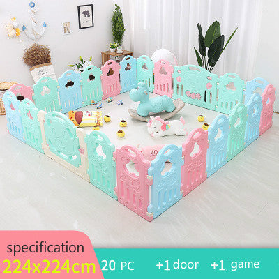 Free Shipping Baby Fence Game Play House Baby Crawling  Toddler Safety Fence Indoor Kids Toy Door Bar Baby Playpen  Baby Gate