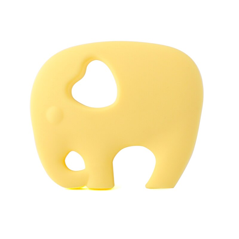 Keep&grow Giraffe Elephant Silicone Teethers Food Grade Teether Silicone Animal Baby Teething Gift Chawing Toddler Toys Mordedor