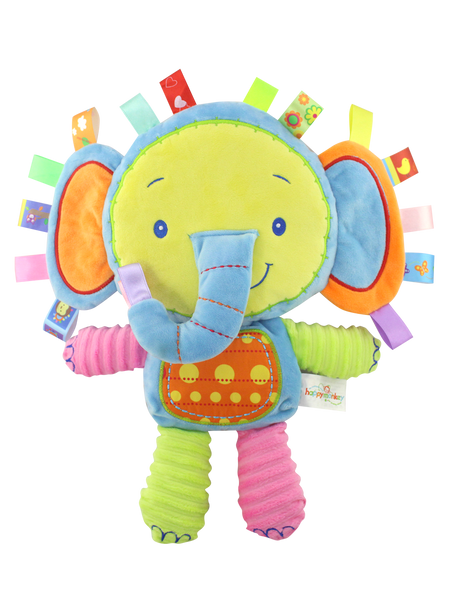 5 Styles Baby Toddler Rattles Toys Appease Doll Plush Animal Hand Bells Newborn Boys Girls Toy elephant/monkey/rabbit Soft Gifts