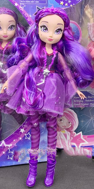 Original American Monster Doll 1/6 BJD Star Darlings Starland Fashion Sage Doll Best Girl Christmas Gift