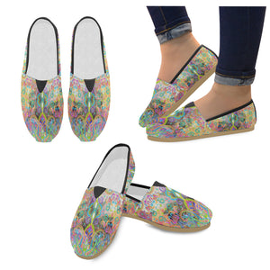 Fiona Canvas Slip On by Patricia Ann Brubaker