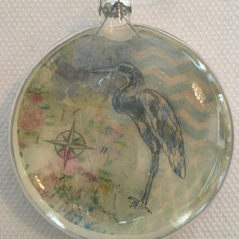 Everyday Ornaments - Shore Birds #1