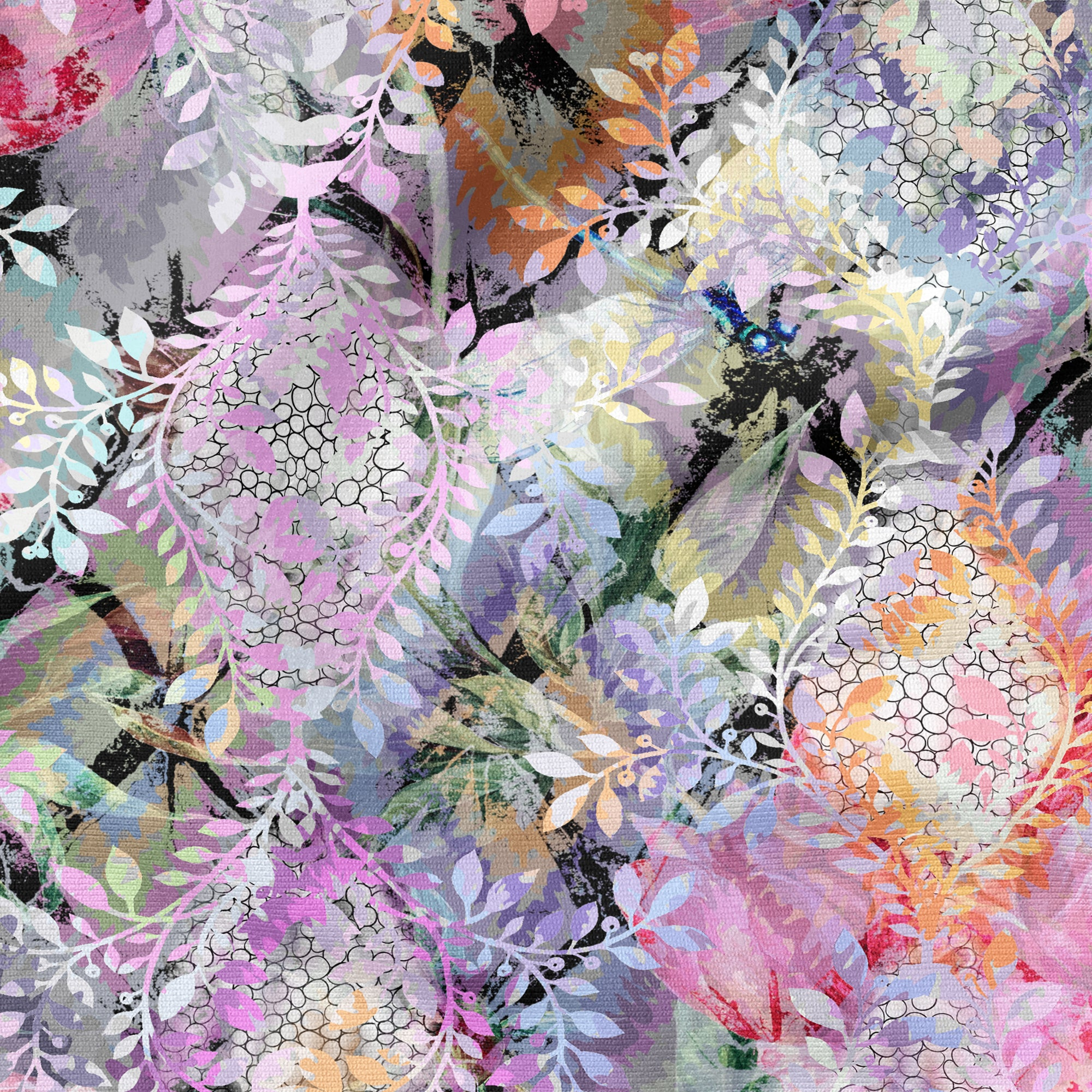 """Garden of Whispers"" Fabric"
