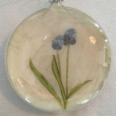 Everyday Ornaments- Spring Blooms Globe Flower