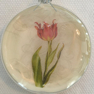 Everyday Ornaments- Spring Blooms Tulip #1