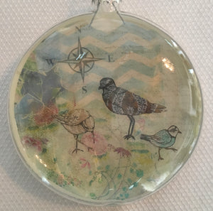 Everyday Ornaments - Shore Birds #2