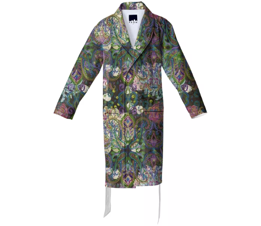 Parisienne Cotton Robe