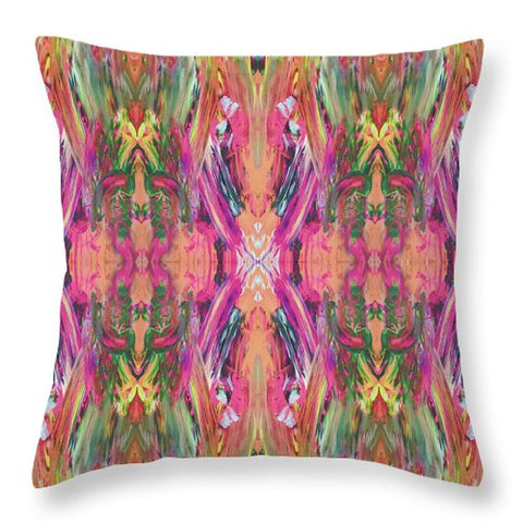 Gypsy - Throw Pillow