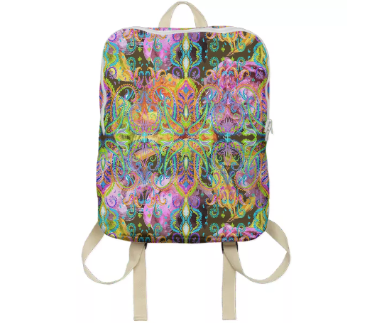 """Lush"" Backpack"